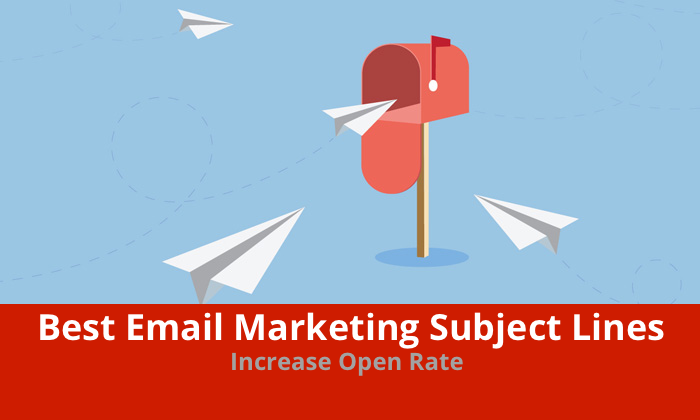 Best Email Marketing Subject Lines